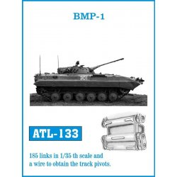 BMP-1 1/35 metal tracks