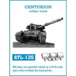 CENTURION Rubber track 1/35...
