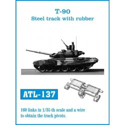 T-90 Steel track with...
