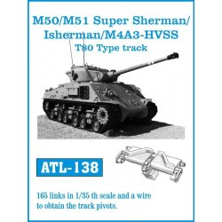 M/50 M/51 Super Sherman /...