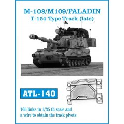 M108 / M109 / PALADIN T-154...