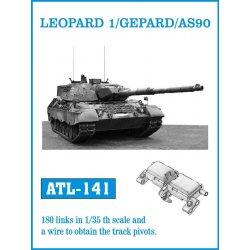 LEOPARD 1 / GEPARD/ AS90...