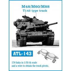 M-48 / M-60 / M-88 T142...