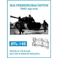 M26 PERSHING / M46 PATTON...
