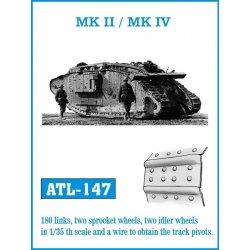 MK II / MK IV 1/35 metal...