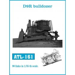 D9R Bulldozer 1/35 metal...