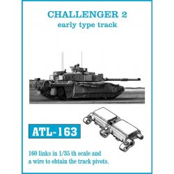 CHALLENGER 2 early type...