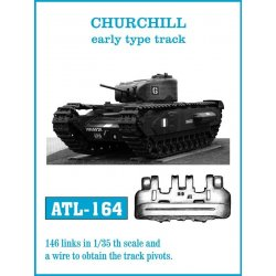 CHURCHILL early type track...