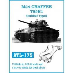 M24 CHAFFEE T85E1 (rubber...