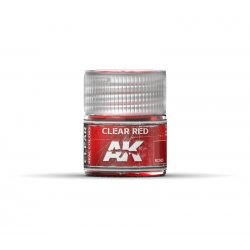 RC503 - CLEAR RED