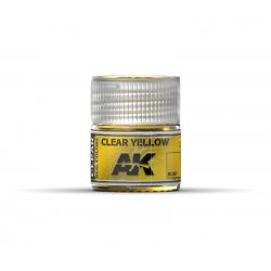 RC507 - CLEAR YELLOW