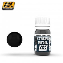 BLACK BASE 30ML - XTREME METAL