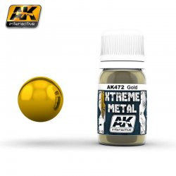 GOLD 30ML - XTREME METAL