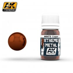COPPER 30ML - XTREME METAL