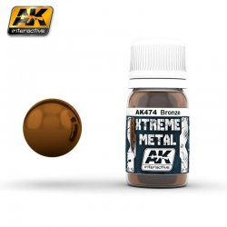 BRONZE 30ML - XTREME METAL