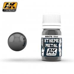 STEEL 30ML - XTREME METAL