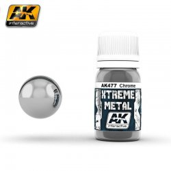 CHROME 30ML - XTREME METAL