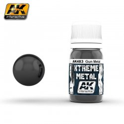 GUN METAL 30ML - XTREME METAL