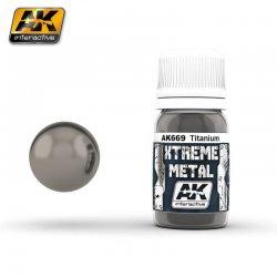 TITANIUM 30ML - XTREME METAL