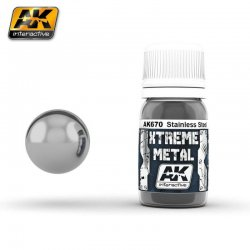 STAINLESS STEEL 30ML -...