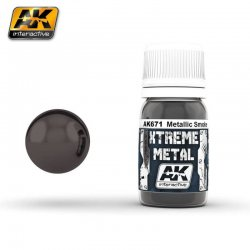METALLIC SMOKE 30ML -...