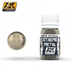 PALE BRASS 30ML - XTREME METAL