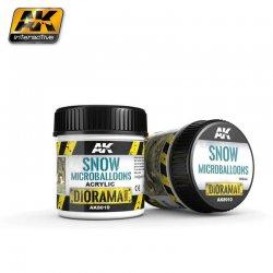 SNOW MICROBALLOONS 100ML