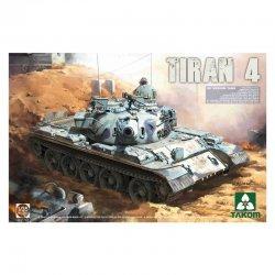 IDF Medium Tank Tiran-4, 1/35