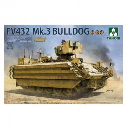 British APC FV432 Mk.3...