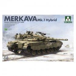 Merkava Mk.1 Hybrid, 1/35