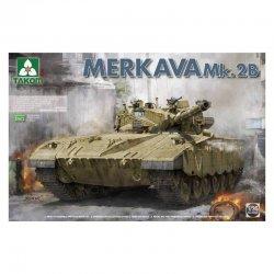 Merkava Mk.2b, 1/35