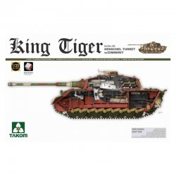 King Tiger Henschel Abt....