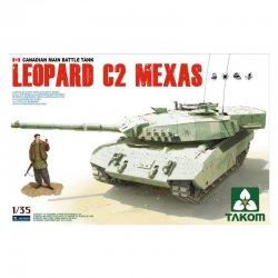 Canadian MBT Leopard C2...