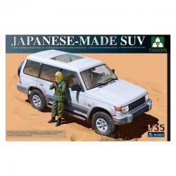 Japanese SUV - Mitsubishi...