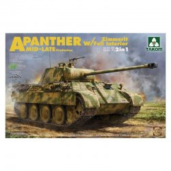 Panther Ausf.A mid/late...