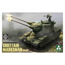 Chieftain Marksman SPAAG, 1/35