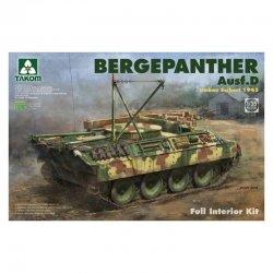 Bergepanther Ausf.D Umbau...