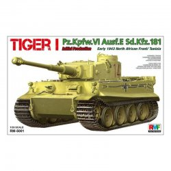 Tiger I, Initial Production...