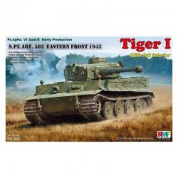 Tiger I, early Production...