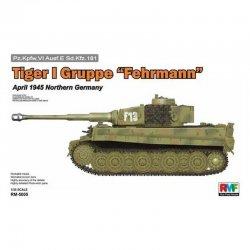 """Tiger I Gruppe """"Fehrmann""""..."""