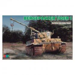 Bergepanzer Tiger I, 1/35