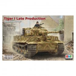 Tiger I late Production, 1/35
