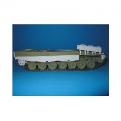 Leopard 2 A0-A4 Track...