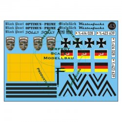 German ISAF Markings Part...