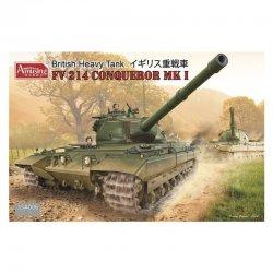FV214 Conqueror Mk.I, 1/35