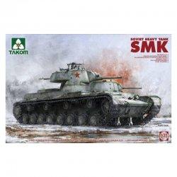 Soviet Heavy Tank SMK, 1/35