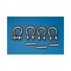 Shackles (4 pcs) - Used in...