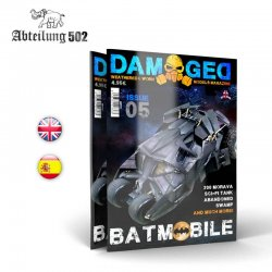 DAMAGED MAGAZINE ISSUE 05