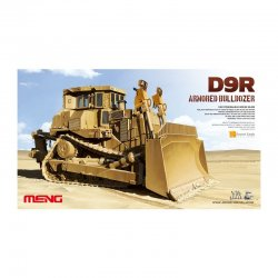 D9R Armored Bulldozer, 1/35