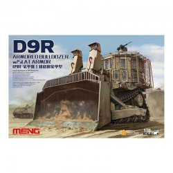 D9R Armored Bulldozer...